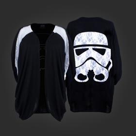 Star Wars Stormtrooper Dolman Shrug