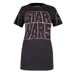 Star Wars Tilt Sequin Shirt