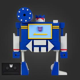 Transformers Soundwave Vinyl