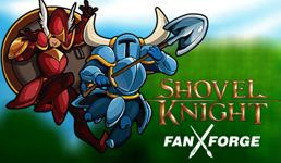 Shovel Knight Fan Forge